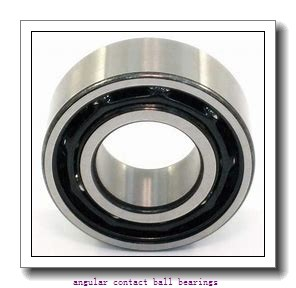 45 mm x 85 mm x 30,2 mm  FAG 3209-BD angular contact ball bearings