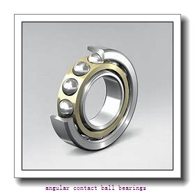 ISO 7028 CDF angular contact ball bearings
