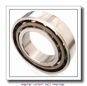 42 mm x 80,03 mm x 42 mm  FAG 527243C angular contact ball bearings