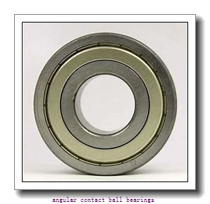 40 mm x 80 mm x 18 mm  NSK 7208 C angular contact ball bearings