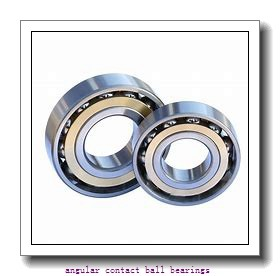 28 mm x 140 mm x 64,5 mm  PFI PHU55200 angular contact ball bearings