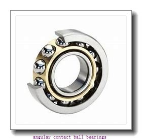 17 mm x 40 mm x 17,5 mm  ZEN S5203 angular contact ball bearings