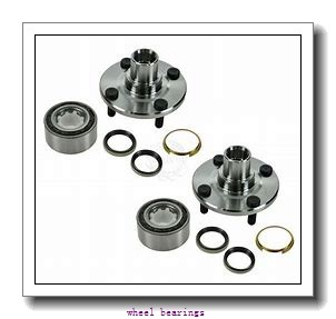 SKF VKBA 752 wheel bearings