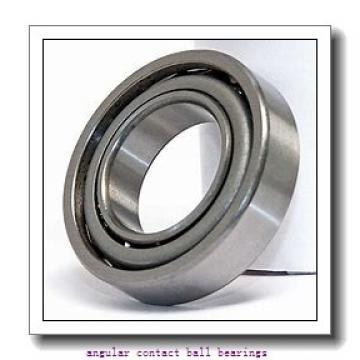 35 mm x 80 mm x 34,9 mm  ZEN 5307-2RS angular contact ball bearings