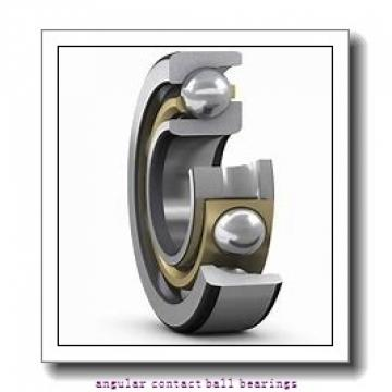 30 mm x 52 mm x 22 mm  KBC SDA9102 angular contact ball bearings