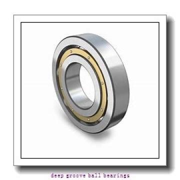 70 mm x 125 mm x 31 mm  SIGMA 62214-2RS deep groove ball bearings