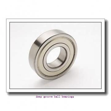 35 mm x 67 mm x 22,500 mm  Fersa F18025 deep groove ball bearings