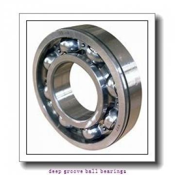 55 mm x 90 mm x 18 mm  Fersa 6011 deep groove ball bearings