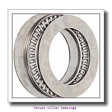 100 mm x 116 mm x 8 mm  IKO CRBS 1008 V UU thrust roller bearings