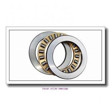 130 mm x 225 mm x 44 mm  ISB 29326 M thrust roller bearings