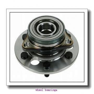 Toyana CX054 wheel bearings