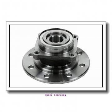 Toyana CX636 wheel bearings