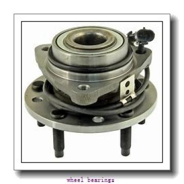 Toyana CX201 wheel bearings