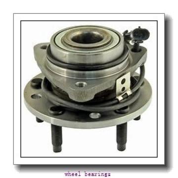 Ruville 5802 wheel bearings