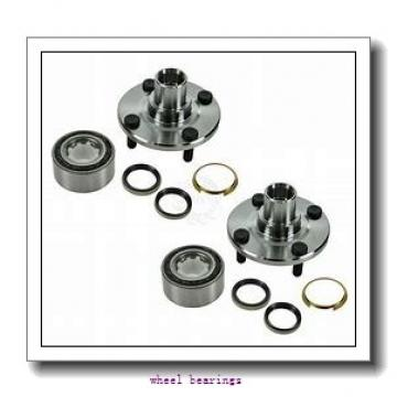 SKF VKBA 752 wheel bearings