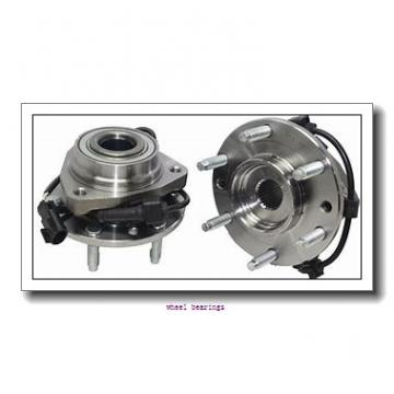 Ruville 5237 wheel bearings