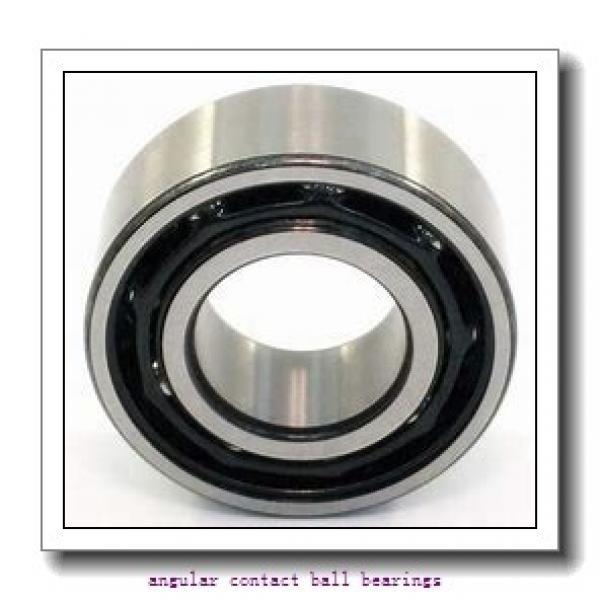 165,1 mm x 177,8 mm x 6,35 mm  KOYO KAA065 angular contact ball bearings #1 image