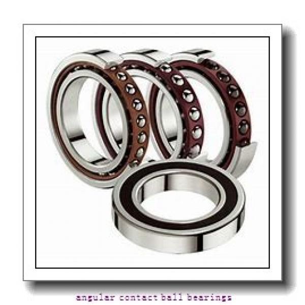 51 mm x 89 mm x 44 mm  PFI PW51890044/42CS angular contact ball bearings #1 image