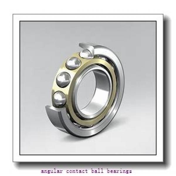 10 mm x 26 mm x 8 mm  FAG HS7000-C-T-P4S angular contact ball bearings #1 image
