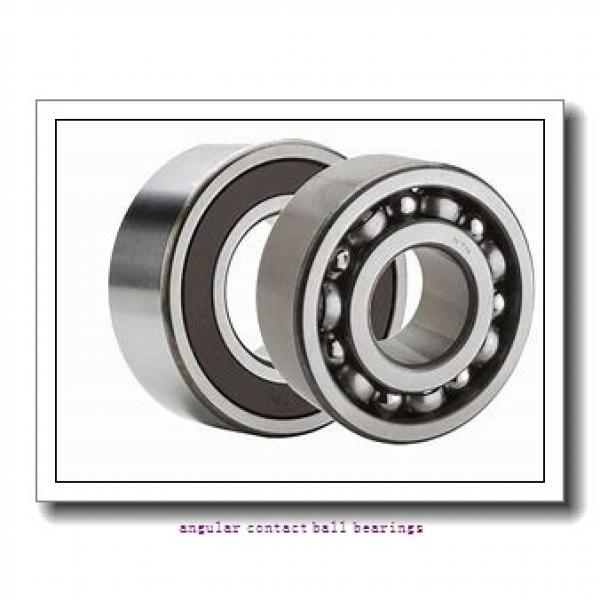 95 mm x 130 mm x 22 mm  NSK 95BER29SV1V angular contact ball bearings #1 image