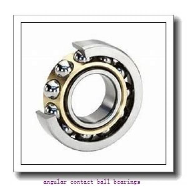 95 mm x 170 mm x 32 mm  SIGMA QJ 219 N2 angular contact ball bearings #2 image