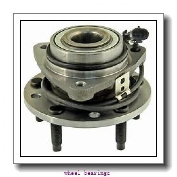 Ruville 5802 wheel bearings #1 image