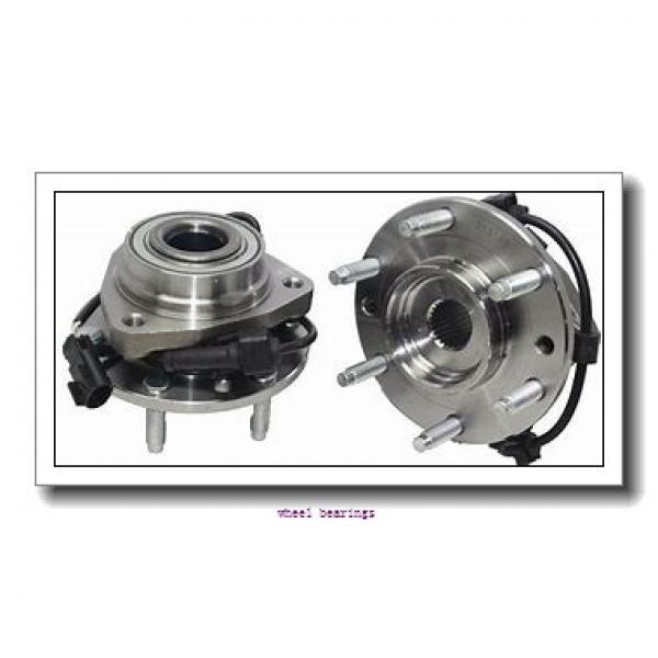 Ruville 5016 wheel bearings #1 image
